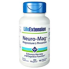 Life Extension Neuro-Mag Magnesium L-Threonate 90 Capsules