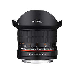 Samyang 12/2,8 ED AS NCS Fisheye for Canon
