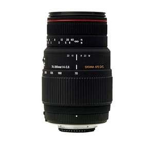 Sigma AF 70-300/4.0-5.6 DG APO Macro New for Nikon