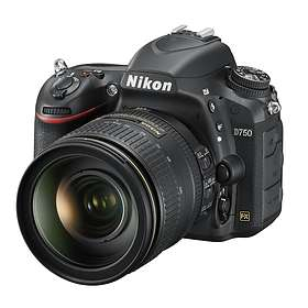 Nikon D750 + 24-120/4.0 VR
