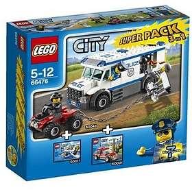 LEGO City 66476 City Value Pack
