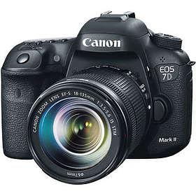 Canon EOS 7D Mark II + 18-135/3,5-5,6 IS STM