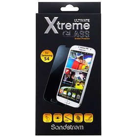 Sandstrøm Ultimate Xtreme Screen Protector for Samsung Galaxy S4