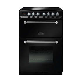 Rangemaster Kitchener 60 Ceramic (Black)
