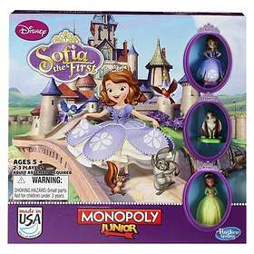 Parker Brothers Monopoly Disney: Junior Sofia the First