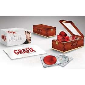 Dexter - Säsong 1-8 - Deluxe Box