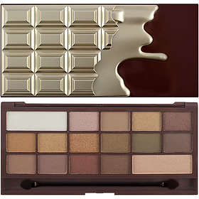 Makeup Revolution I Heart Chocolate 16 Eyeshadow Palette