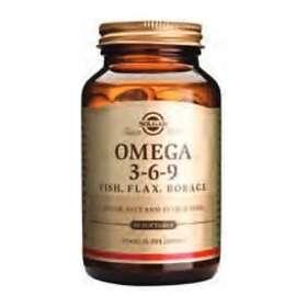 Solgar EFA 1300mg Omega 3-6-9 120 Capsules