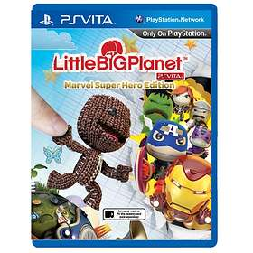 LittleBigPlanet - Marvel Super Hero Edition