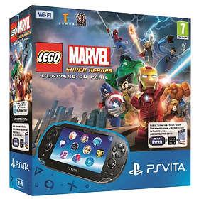 Sony PlayStation Vita (+ LEGO Marvel Super Heroes)
