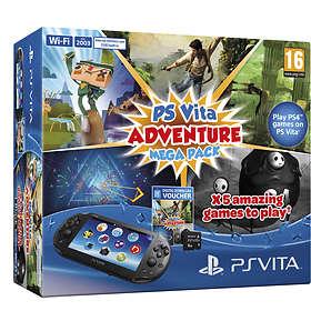 Sony PlayStation Vita Slim (+ Adventure Mega Pack)