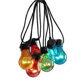 Konstsmide 2399 Tilläggsslinga E27 10 LED