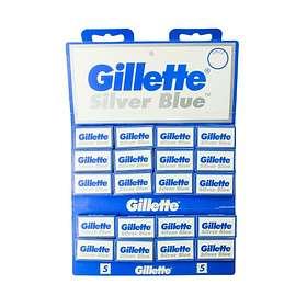 Gillette Silver Blue 100-pack