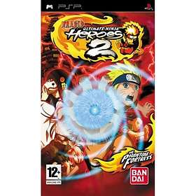 Naruto: Ultimate Ninja Heroes 2: The Phantom Fortress (PSP)