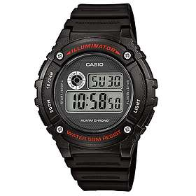 Casio Collection W-216H-1A