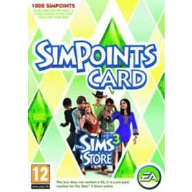 The Sims 3 - 1000 SimPoints