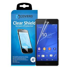 Coverd Clear Shield Screen Protector for Sony Xperia Z3