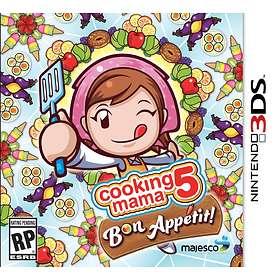 Cooking Mama 5: Bon Appétit!