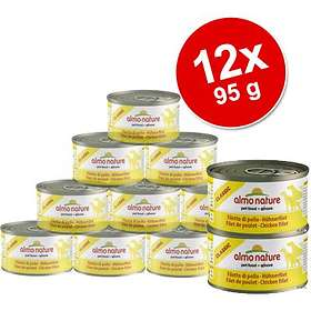 Almo Nature Dog Puppy Classic Tins Chicken 0.095kg