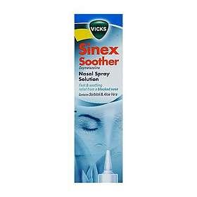 Vicks Sinex Soother Nasal Spray 15ml