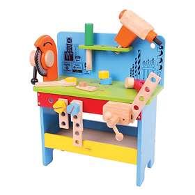 Bigjigs Toys Powertools Workbench BJ341
