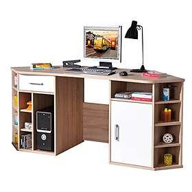 Furniturebox Novati Hörn Skrivbord 181x67cm