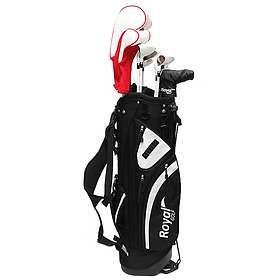 Royal Golf Complete Hybrid 13 with Carry Stand Bag