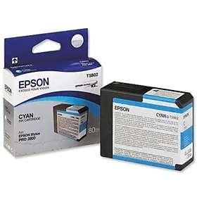 Epson T5802 (Cyan)