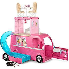 Barbie Family Sisters Camper & Dolls Y0744