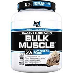 BPI Sports Bulk Muscle 2.6kg