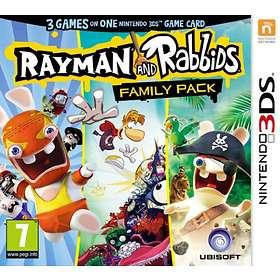 Rayman & Rabbids - Family Pack
