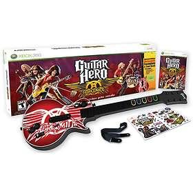 Guitar Hero: Aerosmith (incl. Guitar)