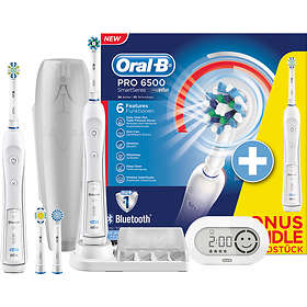 Oral-B (Braun) Triumph 6500 CrossAction Duo