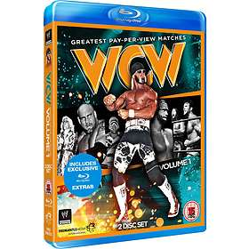 WCW: Greatest PPV Matches - Vol   1
