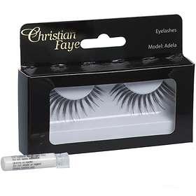 Christian Faye Eyelashes with Glue