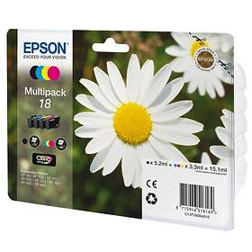 Epson 18 (Black/Cyan/Magenta/Yellow)