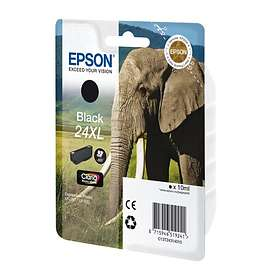 Epson 24XL (Sort)