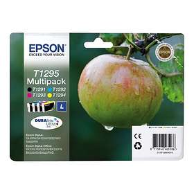 Epson T1295 (Black/Cyan/Magenta/Yellow)