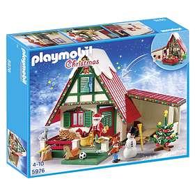 Playmobil Christmas 5976 Maisonnette du Père Noël