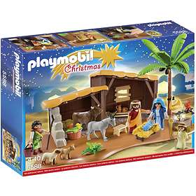 Playmobil Christmas 5588 Nativity Stable with Manger