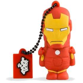Tribe USB Marvel Iron Man 16GB