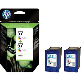 HP 57 (3-Färg) 2-pack