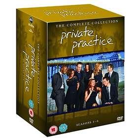 Private Practice - Seasons 1-6 (UK)