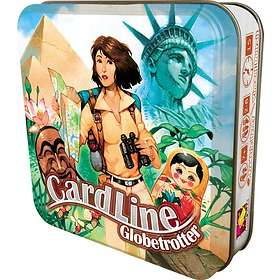 Asmodée Cardline: Globetrotter