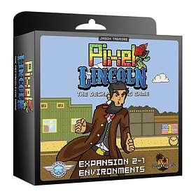 Pixel Lincoln: Environments (exp.)