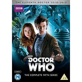 Doctor Who: The New Series - The Complete Series 5 (UK)