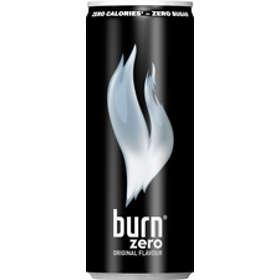 Burn Zero Energy Burk 0,25l 24-pack