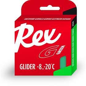 Rex Ski 424 Glider Green Wax -20 to -8°C 86g