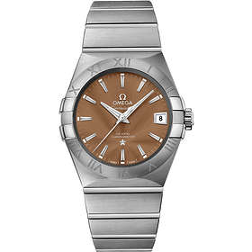 Omega Constellation Co-Axial 38mm 123.10.38.21.10.001