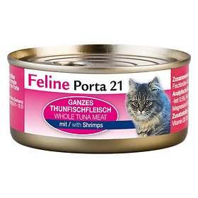 Porta 21 Feline Tuna & Beef 24x0,156kg